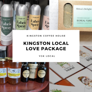 Kingston Local Love Package